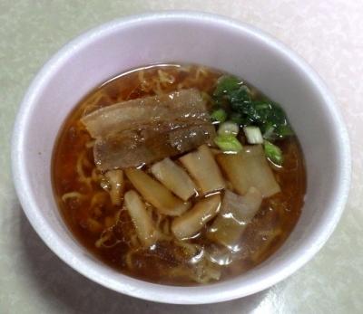 1/10発売 Japanese Soba Noodles 蔦監修 醤油Soba(できあがり)