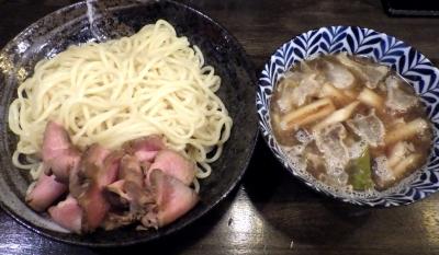 綿麺 フライデーナイト Part121 (17/1/13) 焼きネギとしめじのかすつけ麺