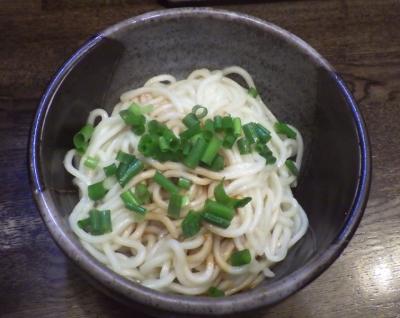 綿麺 フライデーナイト Part122 (17/1/27) 鶏醤油ら~めん(大盛の麺)