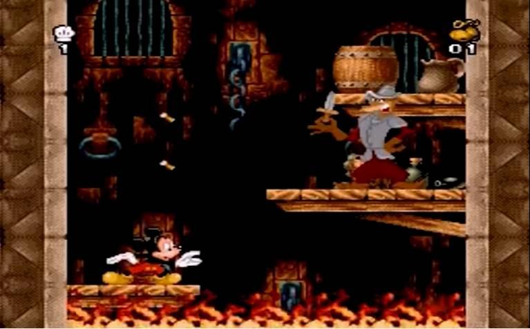 下から炎が迫るような部屋の場合、部下は決まって捨て駒扱い