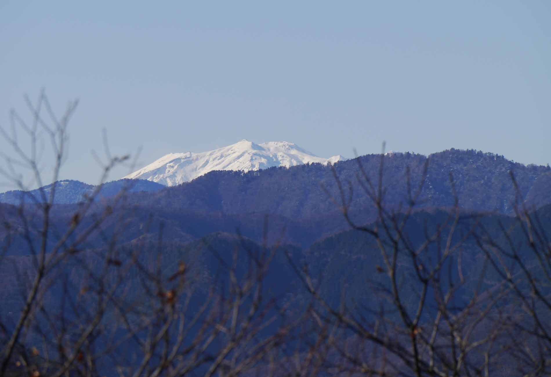 御嶽山_161225