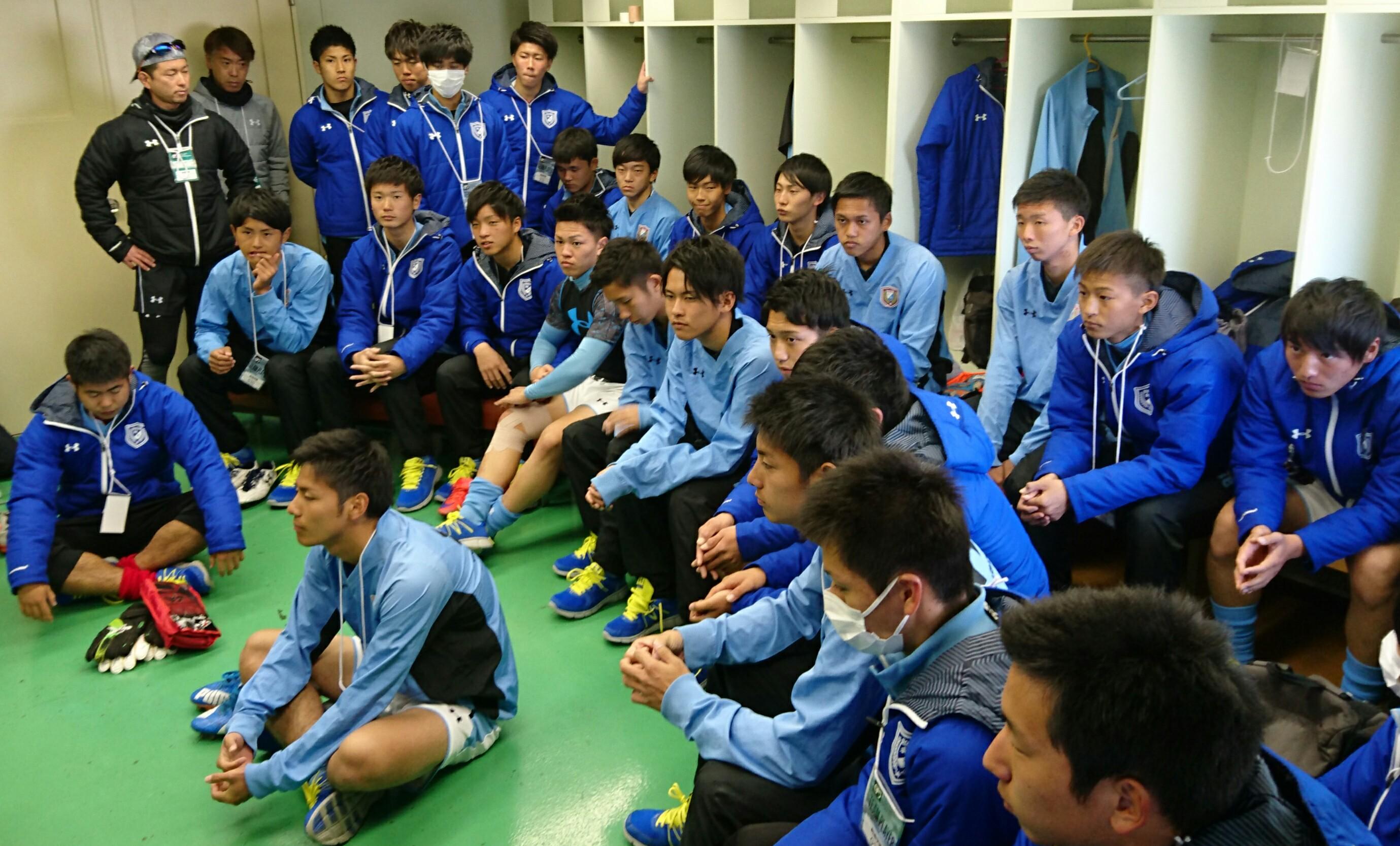 松本国際高等学校 サッカー部 20...