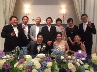 おうじ結婚式2