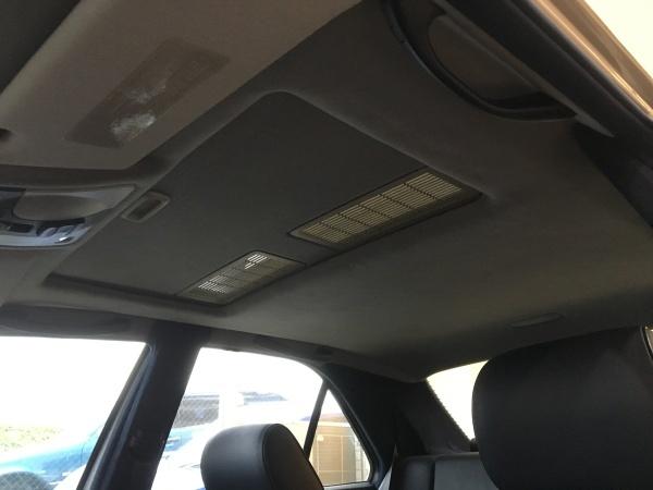 天井+サンルーフ張替え ベンツC280 (W202)