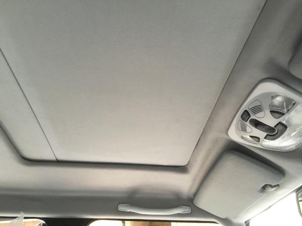 天井張替え ベンツ G500