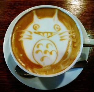 s-カフェ トトロ