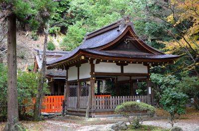 賀茂山口神社拝殿