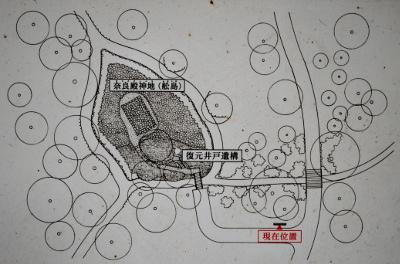 舩島平面図