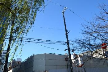 京劇ビル跡