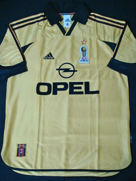 99/00 AC MILAN (4th)