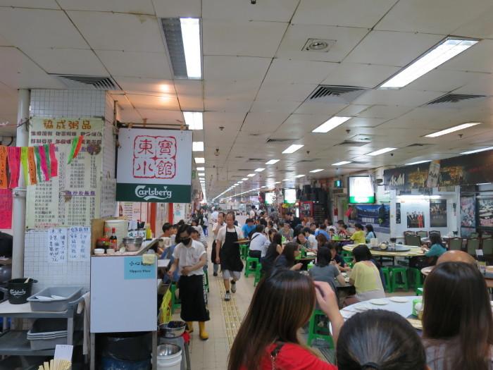 香港 食事 香港島