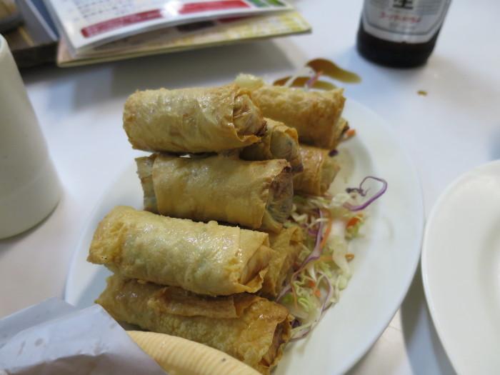 香港 食事 香港島ノースポイント