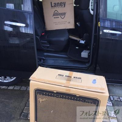 広島県 呉市 楽器店 フォレスト楽器合同会社 アンプ