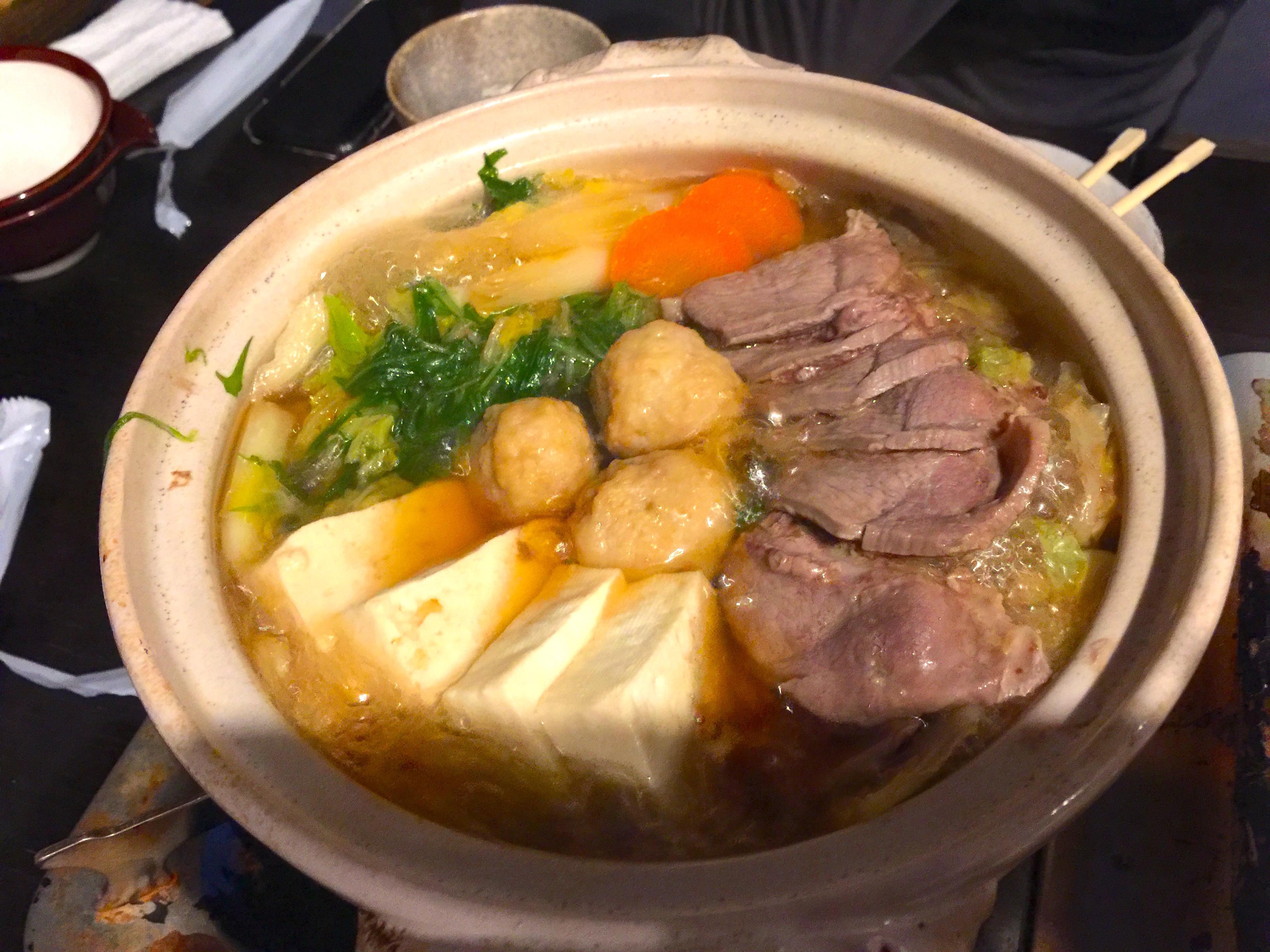 20161127鴨鍋