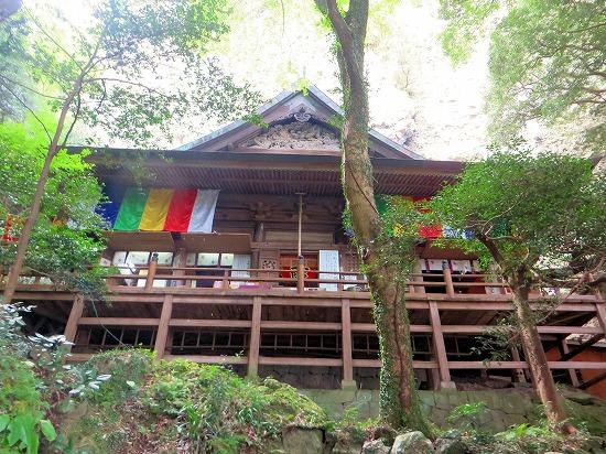 文殊仙寺奥の院