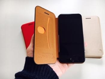 iPhone7手帳型ケース1
