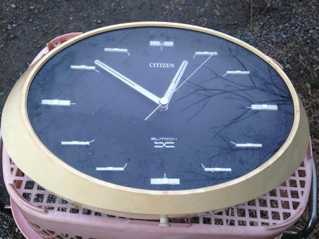 s-シチズン時計