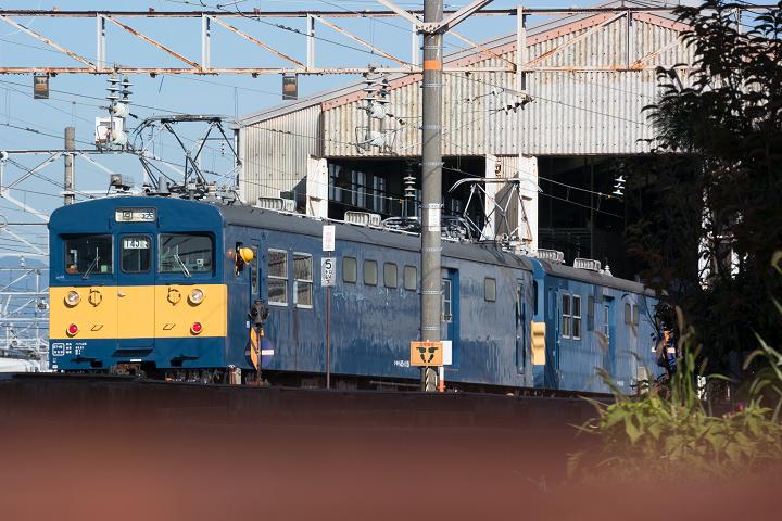 クモヤ145-646s