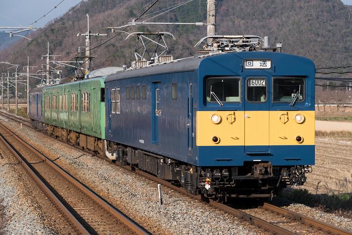クモヤ145-647s