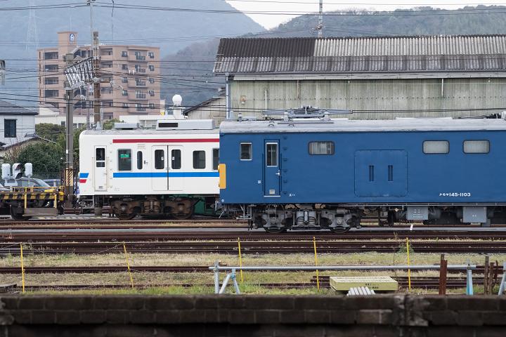 クモヤ145-684s
