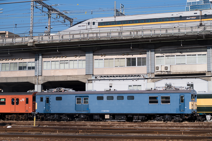 クモヤ145-718s