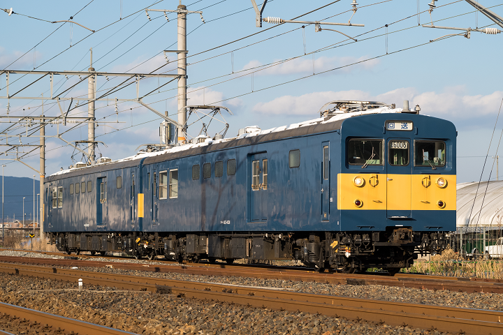 クモヤ145-331s