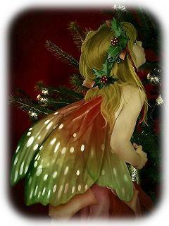 クリスマスの妖精2