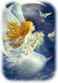 天使の祝福1