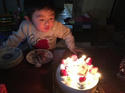 あゆケーキ2