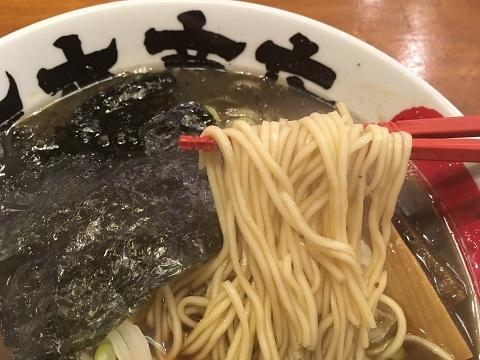 特だし煮干麺