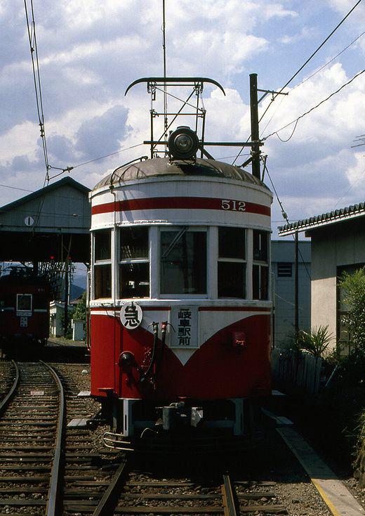 19950826北びわこ号・岐阜662-1