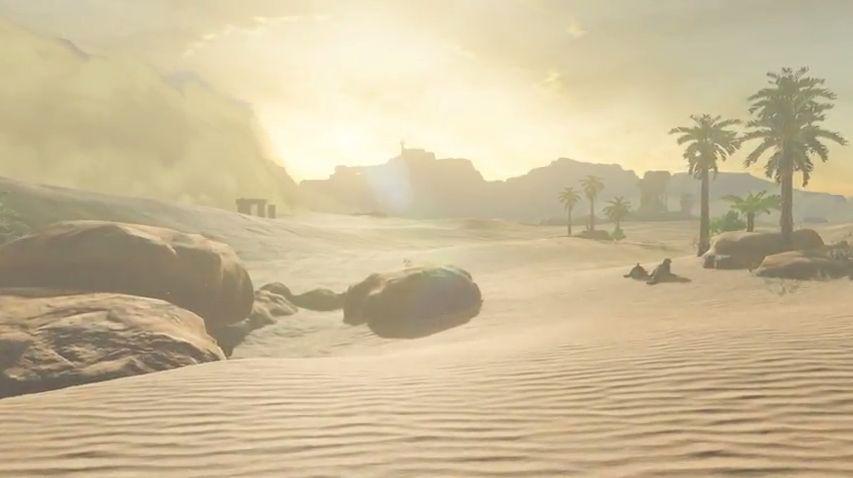 ゼルダの伝説 砂漠