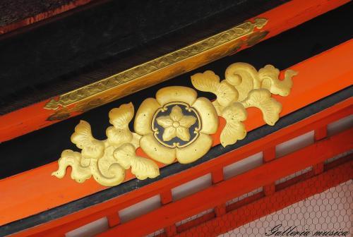 八坂神社。8