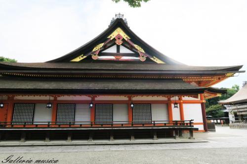 八坂神社。3