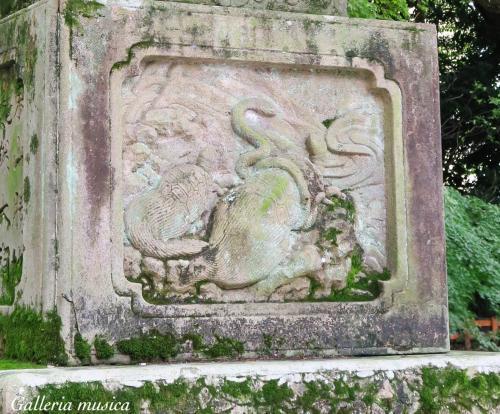 八坂神社 狛犬。6