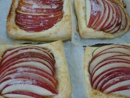 りんごパイ