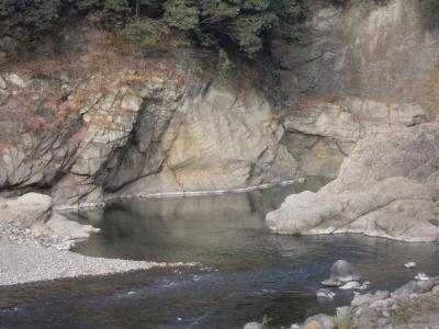 猿橋桂川161209