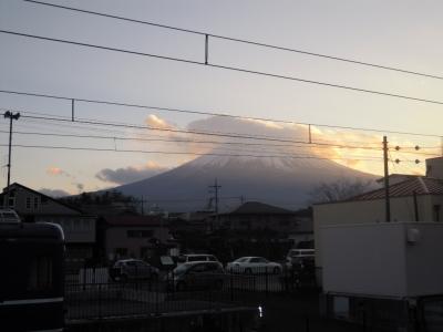 富士山富士急から161209