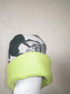 山用帽子170120