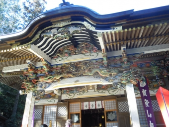 宝登山神社170204