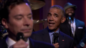 Slow Jam the News-with President Obama