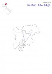 トレント白地図