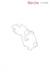 マルケ2016白地図②