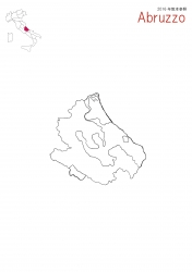 アブルツォ2016白地図②