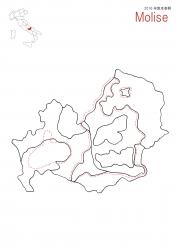 モリーゼ2016白地図