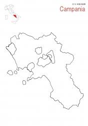 カンパーニャ白地図①
