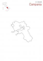 カンパーニャ白地図②