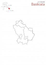 バジリカータ2016白地図②