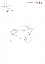 シチリア2016白地図②