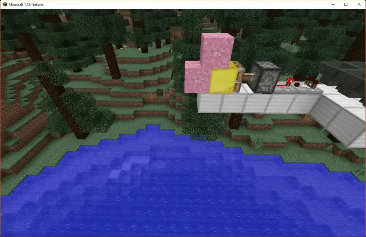 水に浸かると固形化する謎の砂ブロック-3